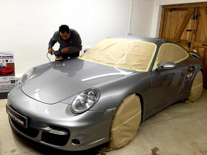 luxury car wash london  Smartshine Car Detailing